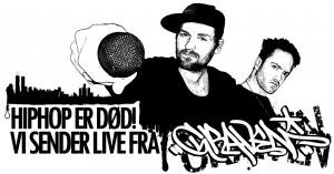 hiphoperdød-logo