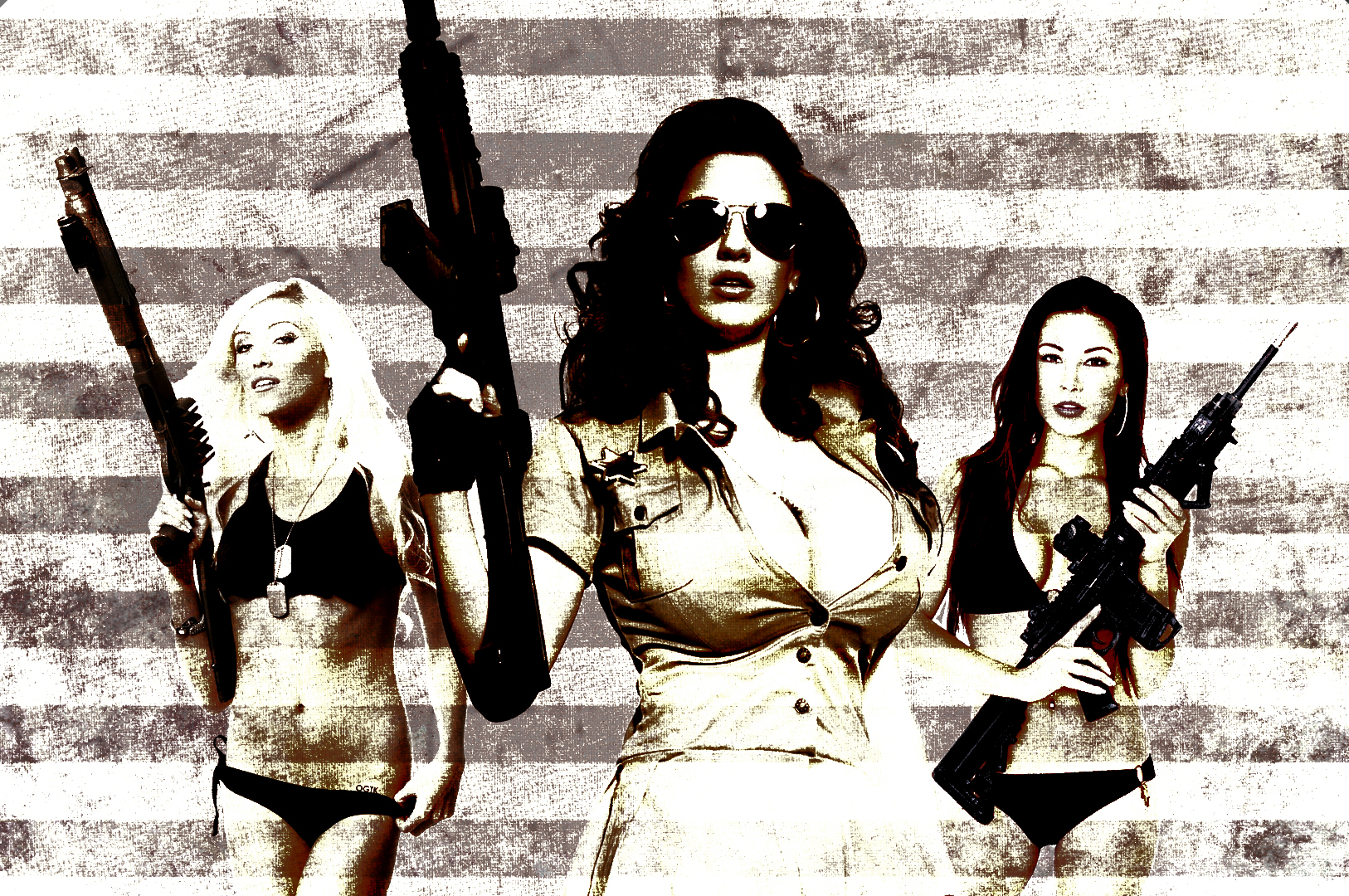 GIRLS-N-GUNS // 3
