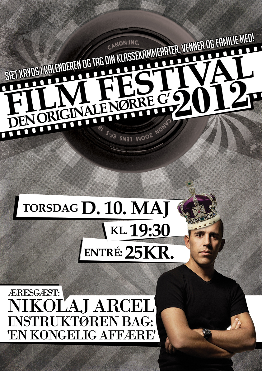 NØRRE GYM FILM FESTIVAL // 2012