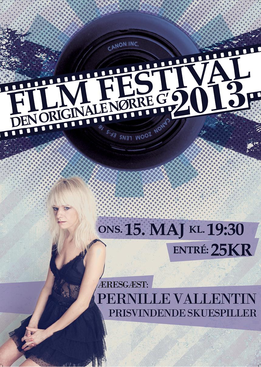 NØRRE GYM FILM FESTIVAL // 2013