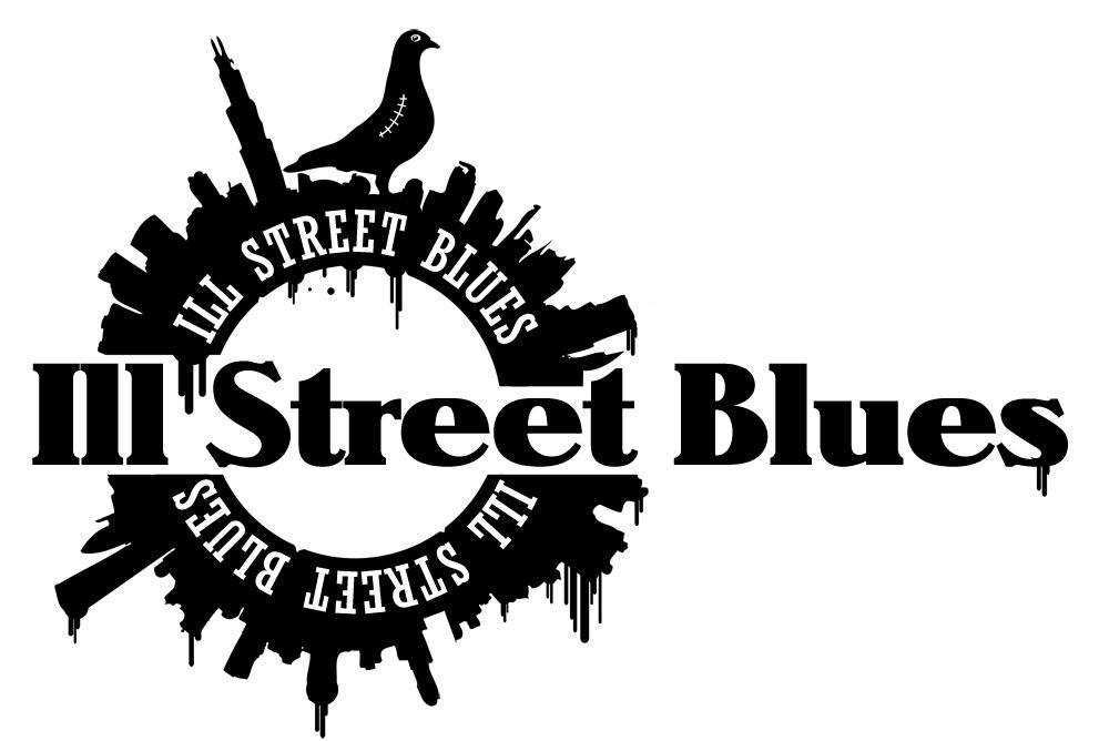 ILL STREET BLUES // LOGO