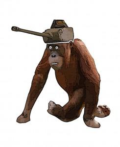 OrangotankBaby
