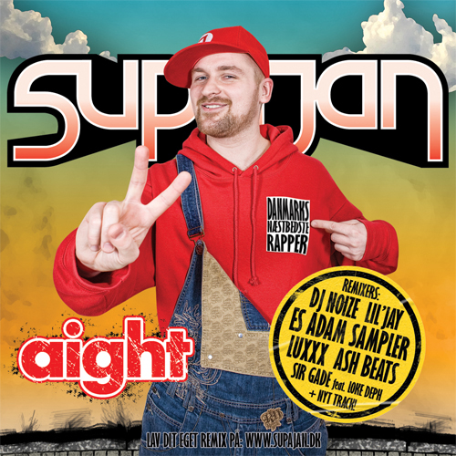 SUPAJAN // AIGHT (front)