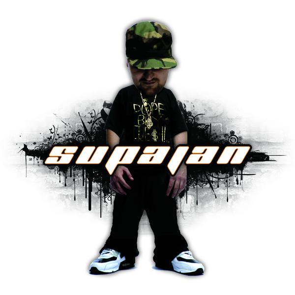 SUPAJAN // MIXTAPE (front)