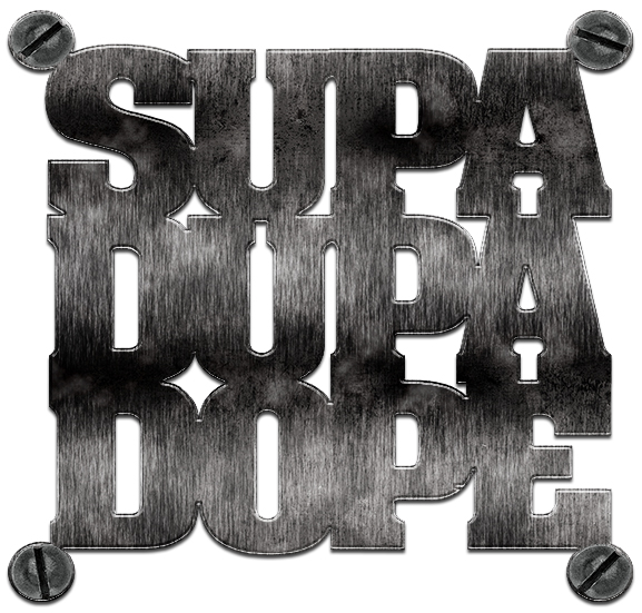 SUPADUPADOPE // LOGO