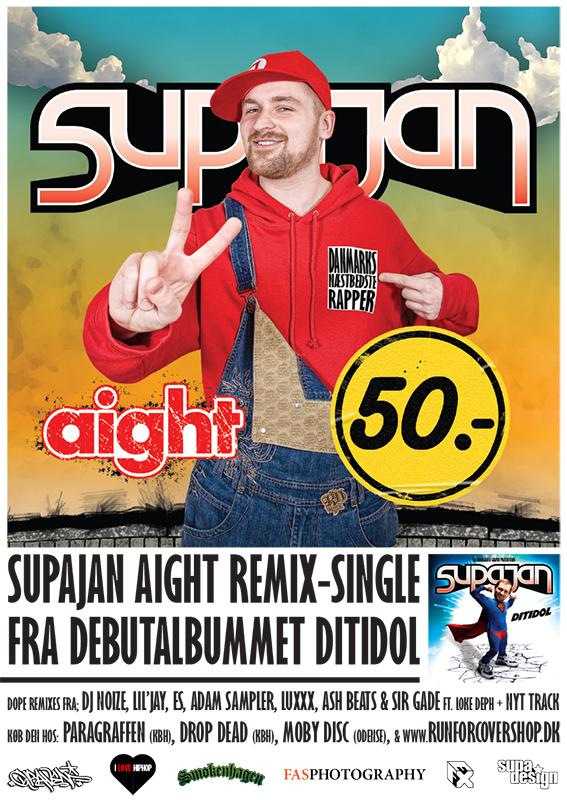 SUPAJAN // AIGHT // front