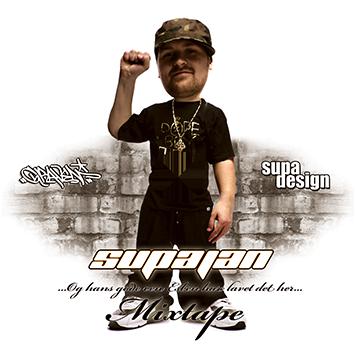 SUPAJAN // MIXTAPE (cd)