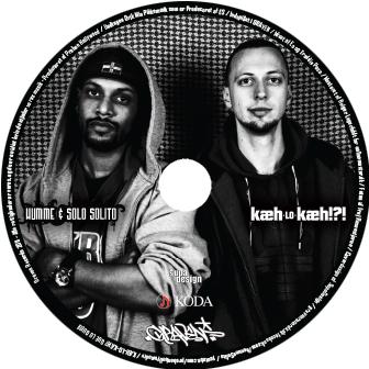 HUMME & SOLO SOLITO // KÆH-LO-KÆH!?! (cd)